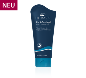 BIOMARIS 3in1-Duschgel