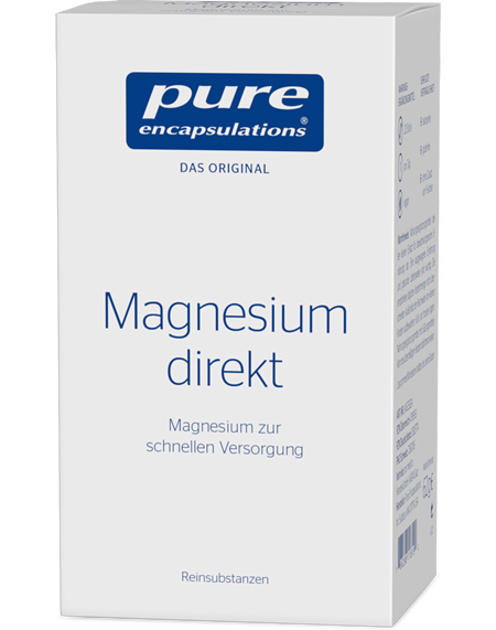 PURE ENCAPSULATIONS Magnesium direkt Sticks
